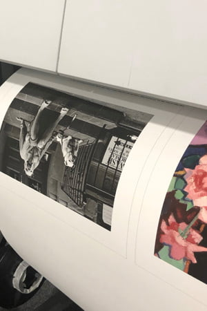 Printing the photo