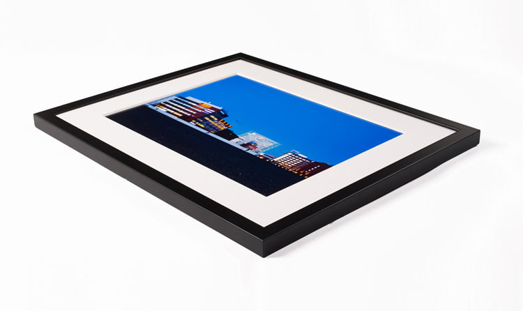 Classic wooden framed prints