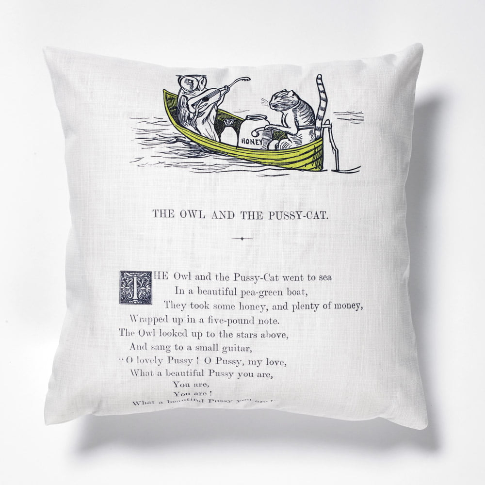 Print on demand cushions