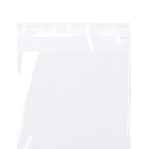 Clear envelope packaging seal